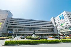 JR筑紫口新幹線ビル